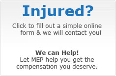 Personal Injury Contact Form
